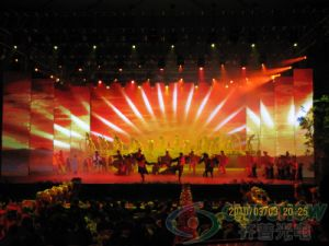Chipshow P10mm Indoor SMD Slim Stage LED Display pictures & photos