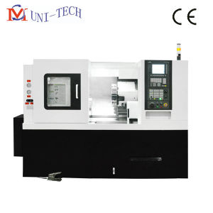 High Precision CNC Lathe (T55/500) pictures & photos