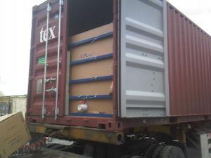 Flexible Tank for Bulk Liquid Transport