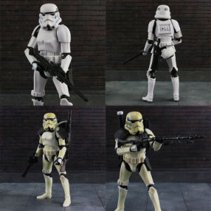 , 6 Inch Action Figure Star Wars Plastic Toys pictures & photos