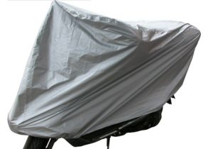 Lightweight Waterproof Motorcycle Cover, Nonwoven Car Cover, Autobike Cover pictures & photos