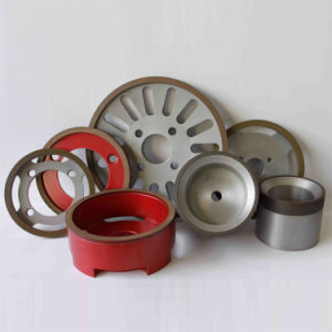 Abrasives, CBN & Diamond Grinding Wheels (6A2, 12A2) pictures & photos