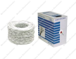High Quality Professional Made Cat5e 100MHz Network Bulk Cable pictures & photos
