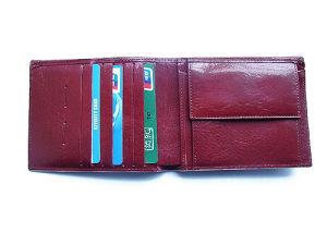 Men′s Classic Genuine Leather Wallet/Purse/Bag (JYW-29140) pictures & photos