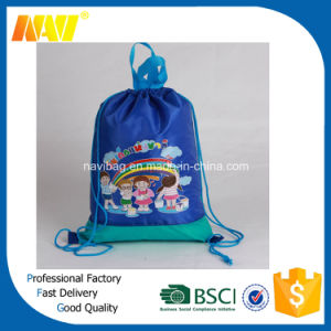 Kids Fashion Drawstring Bag with Backpack pictures & photos
