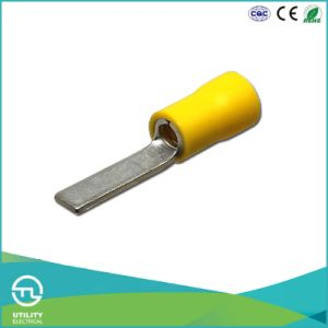 Utl Dbv Series Pre-Insulated Chip-Shape Cable Lugs Terminals pictures & photos