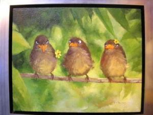 Original Oil Painting - 13
