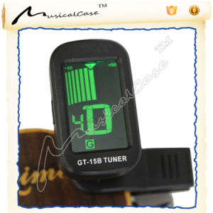 China Supplier Chromatic Guitar Tuner Online pictures & photos