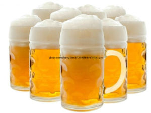 Machine-Made Beer Glass Mug (PJB-09) pictures & photos