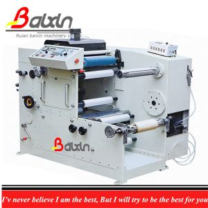 1 Color Letterpress Label Printing Machine with Die Cuting Part pictures & photos