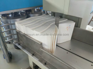 Four Colors Printing Napkin Tissue Paper Making Machine Price pictures & photos