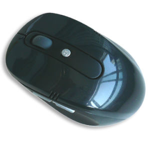 Wireless Optical Mouse (ABS Material)