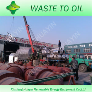 Recycled Oil From Tyre Prcoessing System (HY-10)