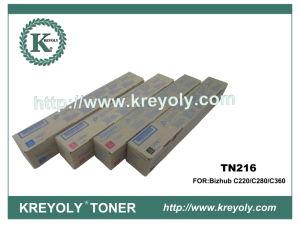 Compatible Toner Cartridge for Konika Minolta TN216 pictures & photos