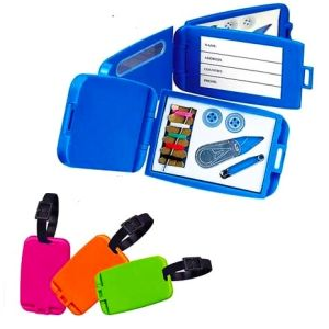 Luggage Tag with Sewing Set (VS-T027)