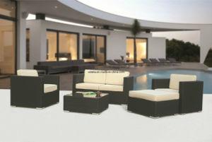 Outdoor Wicker Patio Garden Rattan Sofa pictures & photos