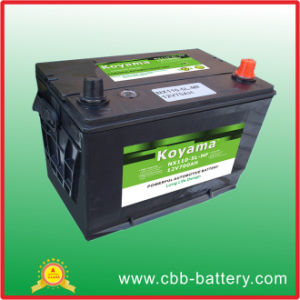 Mf Car Battery 12V80ah (80D26R-NX110-5) pictures & photos