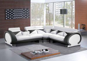 L Shape Leather Sofa (L031) pictures & photos