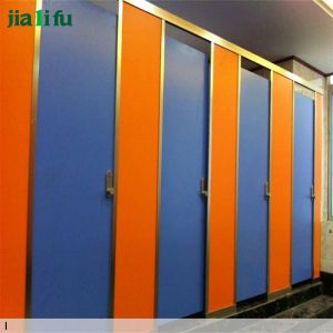 Jialifu Compact Laminate Shower Toilet Cubicles pictures & photos