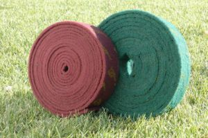 Non Woven Cloth Roll for Alloy Steel (NWP04)