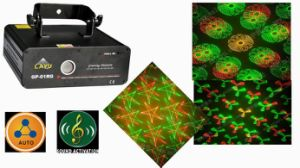 Red & Green Laser Light/Theater Lighting/DJ Equipment (GP-01RG)