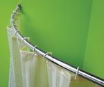 Shower Curtain Pole (8013)