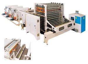 Fully Auto High Speed Toilet Paper Production Line (TZ-GS-300)