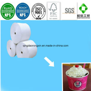 One Side PE Coated Baskin Robbins Ice Cream Packaging Cup pictures & photos