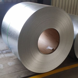 Skin-Passed Hot Dipped Galvanized (Cold Rolled) Steel Coil From China Manufacturer pictures & photos