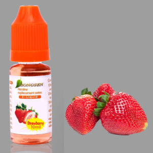 Strawberry Flavor E Liquid (Nicotine replacement series 10ml)