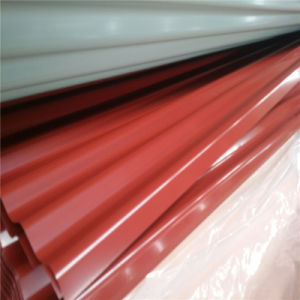 Roofing Sheet Corrugated Galvanized Steel Sheet for Construction pictures & photos