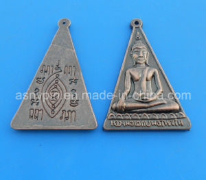 Antique 3D Metal The Portal Buddha Pendant pictures & photos