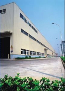 Hot-Rolled H-Section Industrial Steel Buildings Design and Fabrication (BR00051)