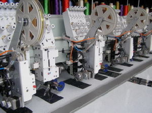 Cording Embroidery Machine pictures & photos