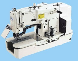 Lock Stitch Button Holing Machine (JG-LBH-780/781/782/783)
