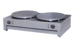 Crepe Maker Double (Electric and Gas) (ET-BJ-2, ET-RBJ-2) pictures & photos