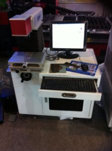 Rj Fiber Laser Marking Machine pictures & photos