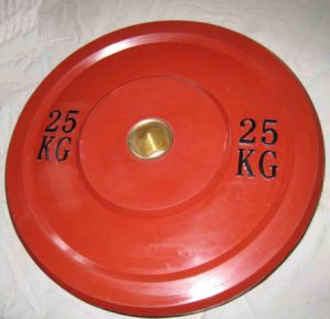 Olympic Rubber Weight Plates pictures & photos