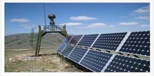 3000W High Efficient Convertion Solar Power Generator