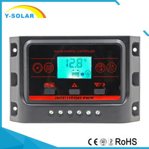 30A 12V/24V Dual-USB-5V/2.5A Solar PV Cell Charge Controller Ysn-30A pictures & photos