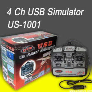 USB 4 Channel Simulator (US-1001)