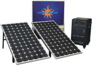 High Efficency Polycrystalline Solar Panel with 25years Life for Solar Systems pictures & photos