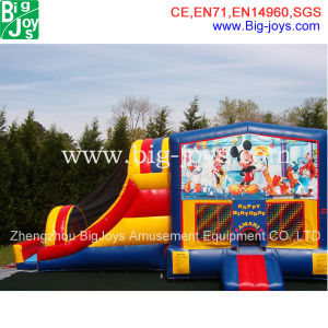 2015 Commercial Inflatable Bouncer Combo (BJ-AT49) pictures & photos
