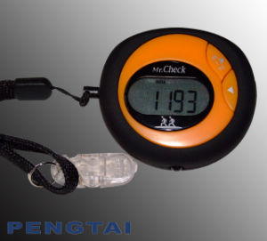 Pedometer with Panic Alarm (PT-2036A)