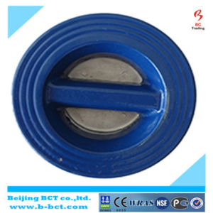 Flanged Butterfly Type Check Valve JIS 10k or DIN Standard Bct-Fcv-01 pictures & photos