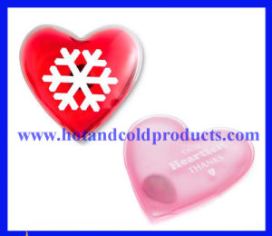 2014 Heart Shaped Promotional Heat Pack, Heating Pad