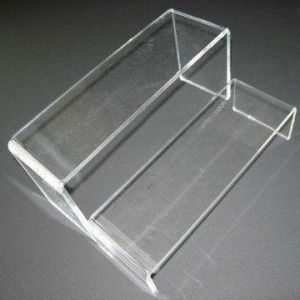 Acrylic Bridge, Multi-Level Risers