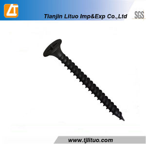 All Size Black Self Tapping Drywall Screws pictures & photos