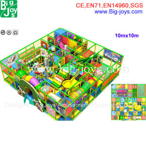 2016 Commercial Indoor Naughty Castle Playground for Sale (BJ-AT69) pictures & photos
