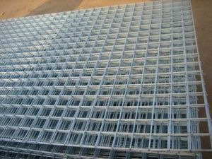 Concrete Reinforcement Wire Mesh/Low Carbon Galvanized Welded Wire Mesh pictures & photos